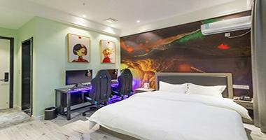 酒店电竞系统